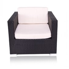 Outdoor Arm Chair with Cushions