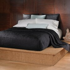 Shanti in Black Coverlet Set