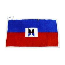 Embrace Patriotic Beach Towel