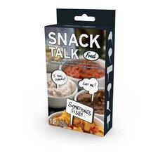 Snack Talk Food Pick