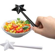 2 Piece Magic Salt and Pepper Shaker Set