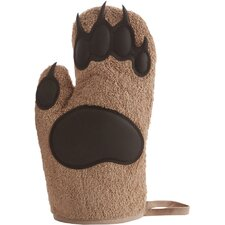 Bear Hand Oven Mitt (Set of 2)