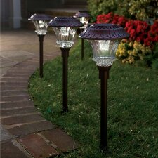 LED Pathway Lighting (Set of 4)