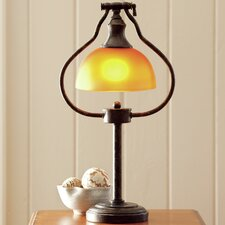 "Library 10"" Table Lamp with Bowl Shape"