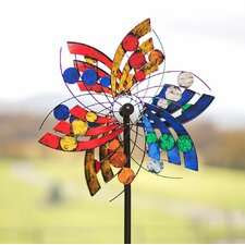 Colorful Angel Wings Spinner