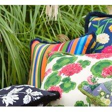 Fringe Indoor/Outdoor Throw Pillow