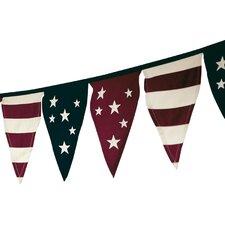 Stars and Stripes Americana Pennant