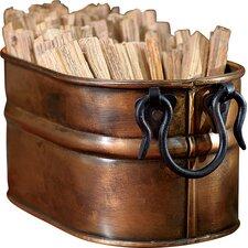 Copper Log Carrier