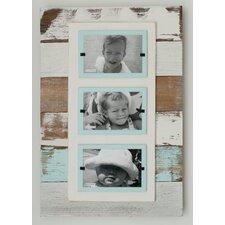 Cape Cod Triple Picture Frame