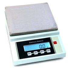 2000G x 0.1G Digital Precision Analytical Balance Lab Scale