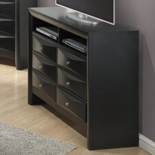 Gemini 6 Drawer Media Chest