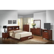 Storage Customizable Bedroom Set