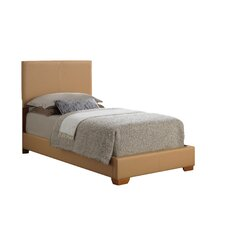 Hillary Upholstered Panel Bed