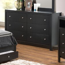 Aries 6 Drawer Dresser