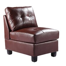 Moran Armless Slipper Chair