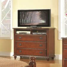 Bucknell 3 Drawer Media Chest