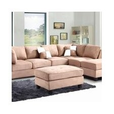 Athens Reversible Sectional