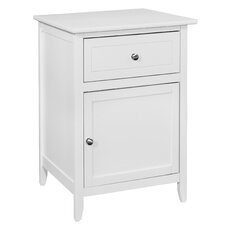 Beacon 1 Drawer Nightstand