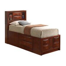 Seth Upholstered Platform Bed