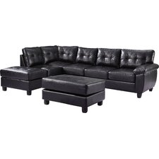 Moran Reversible Chaise Sectional