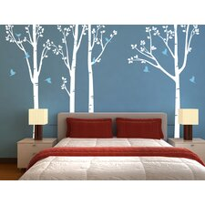 Nature Tree Forest Wall Decal