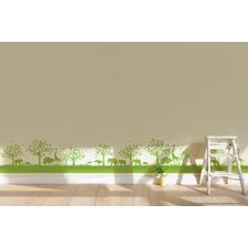 Africa Grassland Wall Decal
