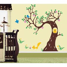 Woodland in The Morning Wall Decal