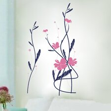 Hibiscus Flower Wall Decal