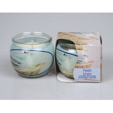 Fresh Linen Scented Candles Tealight