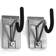 Heavy Duty U Shape Bike Hook (Set of 2)