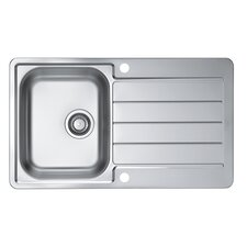 Alveus Line 20  86 cm x 50 cm Kitchen Sink