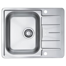 Alveus Line 60  61.5 cm x 50 cm Kitchen Sink