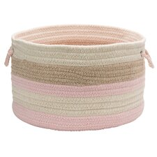 Elliot Stripe Utility Basket