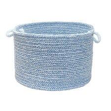 Simply Chenille Tweed Basket
