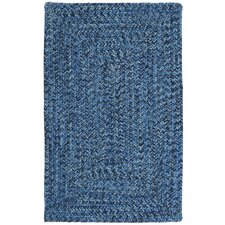 Catalina Blue Wave Indoor/Outdoor Area Rug