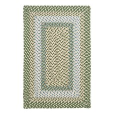 Montego Lily Pad Green Rug
