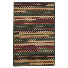 Market Mix Rectangle Winter Area Rug