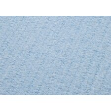 Simple Chenille Sky Blue Sample Swatch