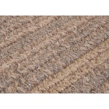 Texture Woven Rich Brown Sample Swatch