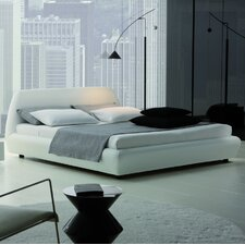 Downtown Upholstered Platform Bed