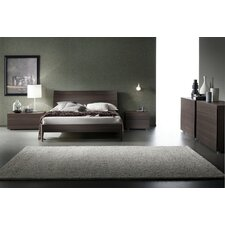 Divine Queen Platform Customizable Bedroom Set