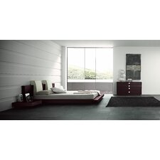 Win Platform Customizable Bedroom Set