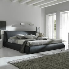 Coco Upholstered Platform Bed