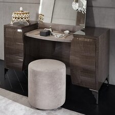 Dune Visone Dressing Vanity with Mirror