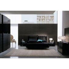 Diamond Platform Bed