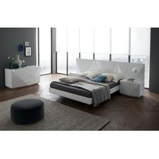 Sapphire Platform Customizable Bedroom Set