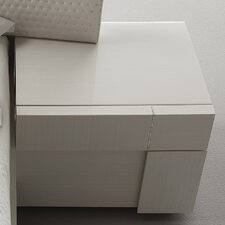 Domino 1 Drawer Nightstand