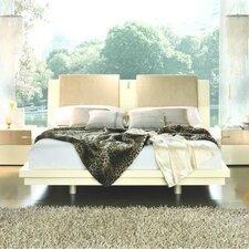 Diamond Bedroom Platform Bed