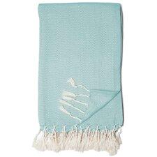 Herringbone Throw Blanket