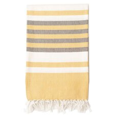 Riley Organic Cotton Throw